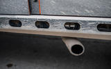 Bowler Bulldog 2018 review - exhaust