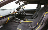 Ferrari 812 Superfast 2018 road test review cabin