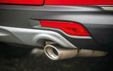 Honda CR-V 2018 road test review - exhaust