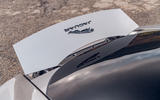 Jaguar F-Type 2020 road test review - spoiler