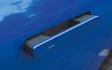 Jaguar I-Pace 2018 road test review door handles