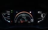 12 Kia Niro 2021 road test review instruments