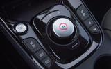 Kia Soul EV 2019 European first drive - centre console