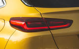 Kia Xceed 2019 road test review - rear lights