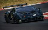 12 Lamborghini Essenza SCV12 2021 RT cornering front