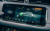 12 Land Rover Range Rover Evoque 2021 road test review infotainment