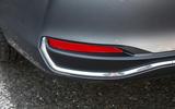 Lexus ES 2019 road test review - bumper trim
