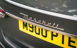 12 Maserati Quattroporte trofeo 2021 RT rear logo