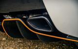 12 McLaren 620R 2021 road test review exhausts