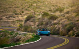 McLaren 720S Spider 2019 road test review - on the road mountains