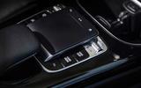 Mercedes-Benz A-Class saloon 2018 review - infotainment controls