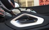 Mercedes-Benz GLE 2018 review - centre console