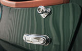Morgan Plus Six 2019 road test review - door handles