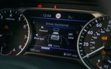 Nissan Juke 2020 road test review - instruments