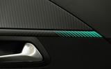 Peugeot 208 2020 road test review - interior trim