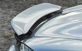 Porsche 718 Spyder 2020 road test review - spoiler