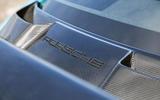 Porsche 911 GT2 RS 2018 road test review air intakes