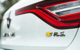 Renault Megane RS Trophy-R 2019 road test review - rear lights