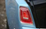 Rolls Royce Phantom 2018 review rear lights