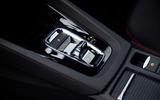 12 Skoda Octavia vRS TDI 2021 road test review centre console