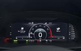 Skoda Superb iV 2020 road test review - instruments