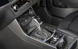 Ssangyong Korando 2019 road test review - centre console