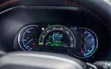 12 Suzuki Across 2021 road test review instruments