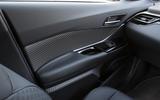 12 Toyota C HR 2021 RT interior trim