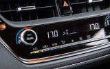 Toyota Corolla Touring Sports 2019 road test review - climate controls