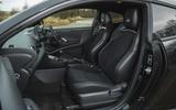 12 Toyota GR Yaris 2021 UK road test review cabin