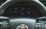 12 Toyota Mirai 2021 RT instruments
