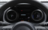 Toyota Yaris 2020 road test review - instruments