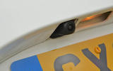 Toyota Yaris GRMN reversing camera