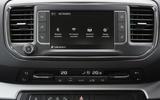 Vauxhall Vivaro Life 2019 road test review - infotainment