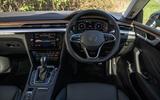 12 Volkswagen Arteon Shooting Brake 2021 RT dashboard