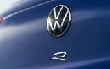 12 Volkswagen Golf R 2021 RT rear badge