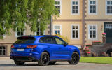 Volkswagen Touareg R road test review - static rear