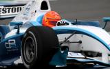 Schumacher tests GP2 car: pics