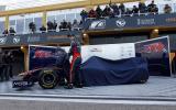 Toro Rosso unveils 2011 F1 car