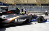 Sutil tops first F1 practice