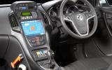 Vauxhall reveals Astra police car