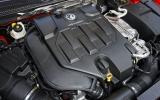 2.8-litre Vauxhall Insignia VXR engine