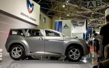 Supercar maker launches an SUV