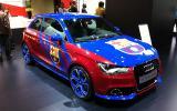 Barcelona motor show in pics