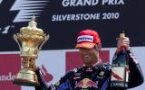Webber wins British GP - pics