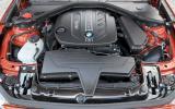 2.0-litre BMW 120d diesel engine