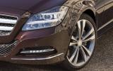 17in Mercedes-Benz CLS 350 CDI Shooting Brake alloys