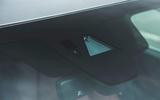 Mazda 3 Skyactiv-X 2019 road test review - adas sensor