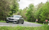 AC Schnitzer ACS5 Sport 2020 road test review - on the road front