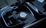 Alpina XB7 2020 road test review - iDrive controls